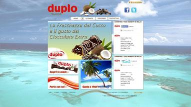 Web Designer Freelance, Siti Web Vasto, Web Design - Sito web Duplo Blanco