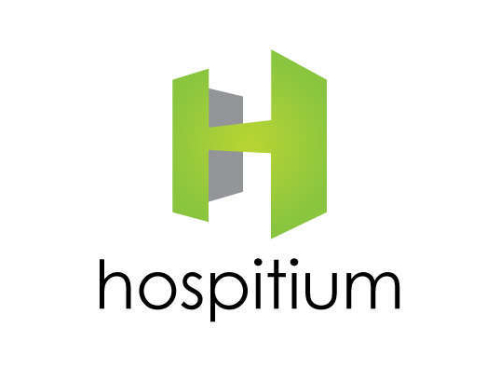 Hospitium Logo Design