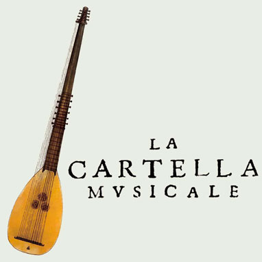 Web Designer Freelance, Siti Web Vasto, Web Design - La Cartella Musicale Logo Design