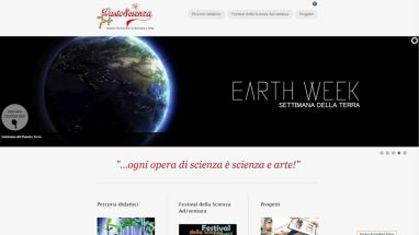 Web Designer Freelance, Siti Web Vasto, Web Design - Sito web VastoScienza